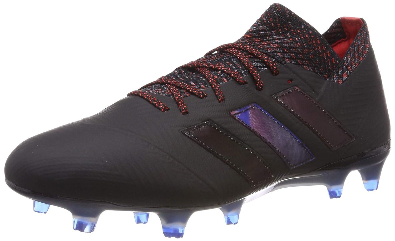 Schwarz(Core schwarz Football Blau) adidas Herren Nemeziz 18.1 Fg Fußballschuhe