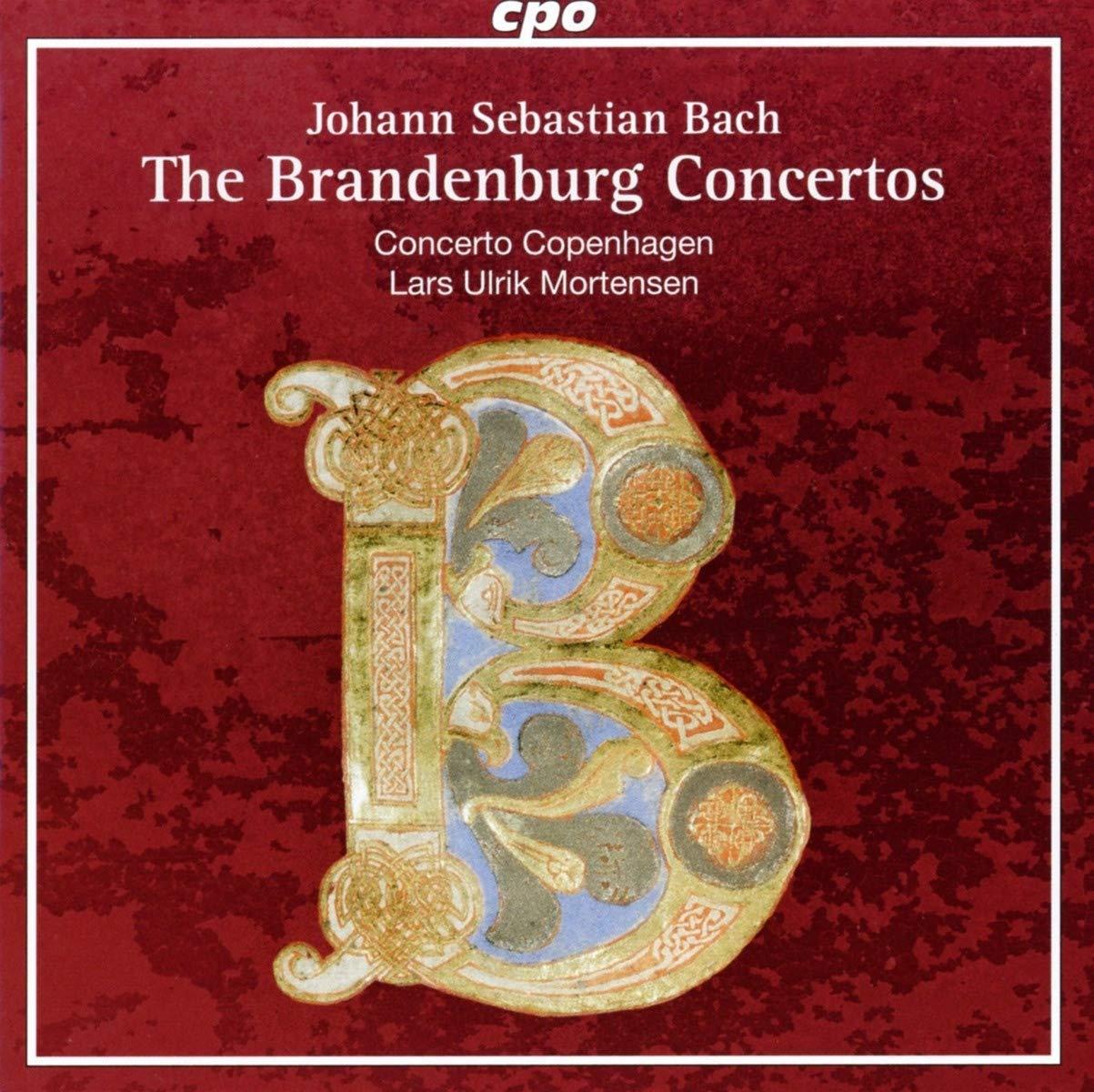 SACD : CONCERTO COPENHAGEN - Brandenburg Concertos (Hybrid SACD, 2 Pack)