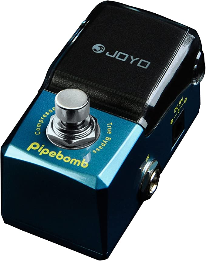 NEW JOYO PIPEBOMB Compressor IRONMAN  JF-312 Pedal US SELLER *Free* Shipping!
