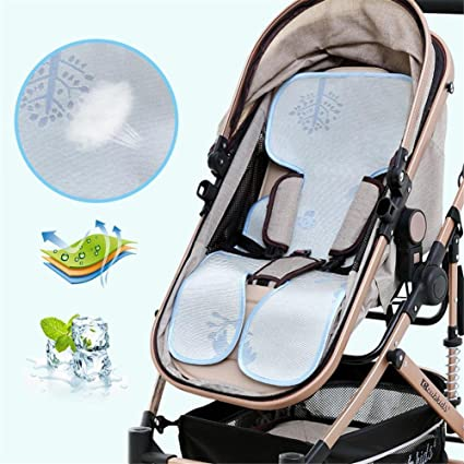 Ice Mat Infant Stroller Summer Supply Trolley Car Seat Cool Liners Pad Cushion Baby Breathable Toddler
