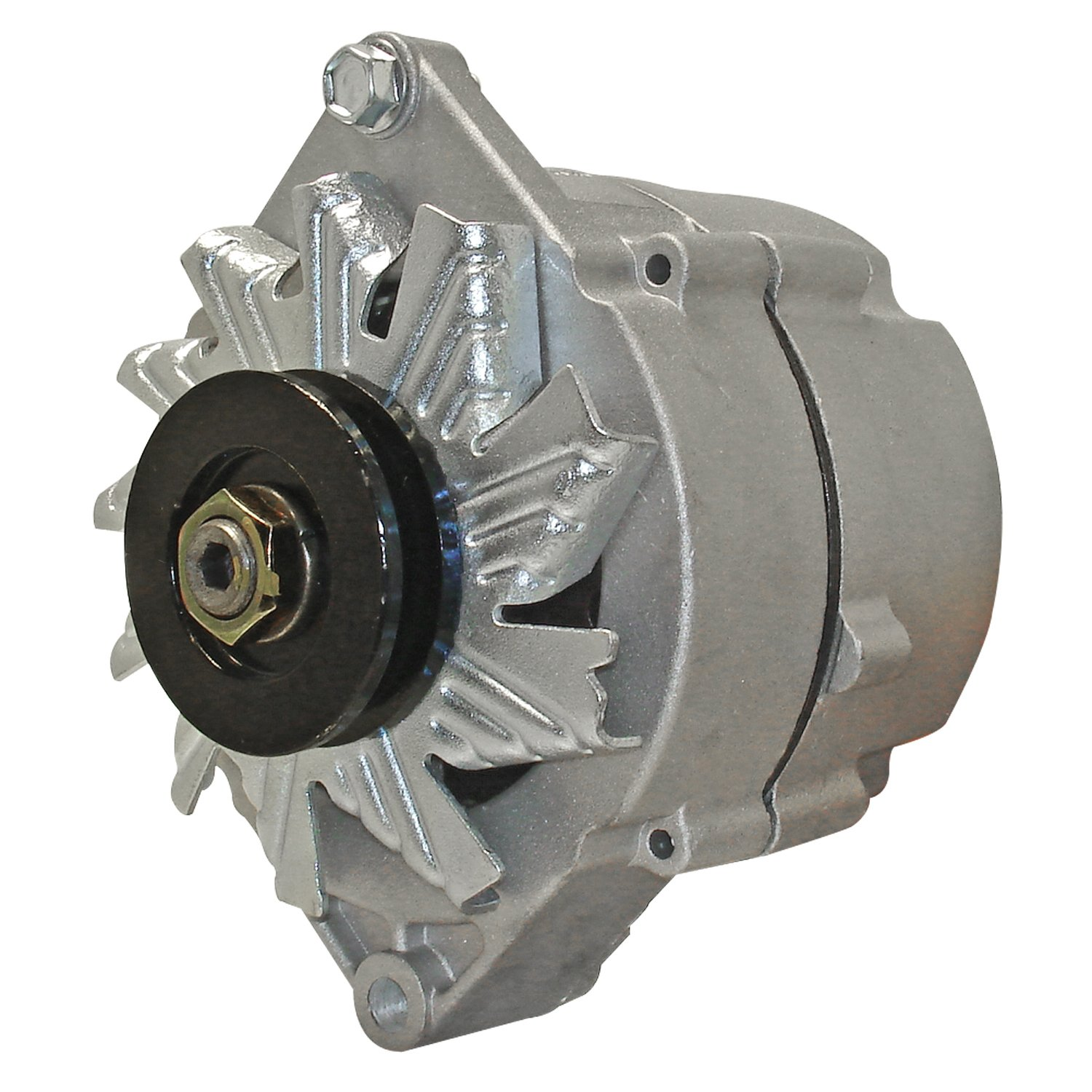 Acdelco 334 2110 Professional Alternator Remanufactured How Does Old Single Wire Delco Work Automotive