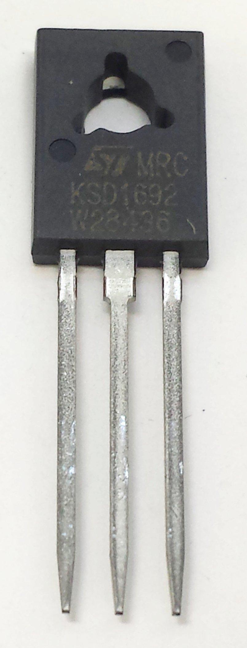 20 pieces KSD1692 NPN POWER DARLINGTON TRANSISTOR | 4A | Vceo 100V | Vcbo 100V | Ptot 40W | SOT32 Gehäuse