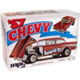 """MPC 1957 Chevy Bel Air """"Spirit of 57"""" 1:25 Scale Model Kit"""