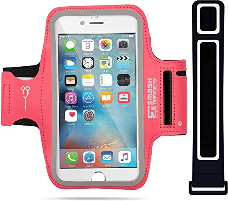 Smash Terminator OnePlus Running Armband - Compatible with OnePlus ...