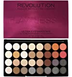 Makeup Revolution London Ultra 32 Eyeshadow Palette, Flawless 2, 14g