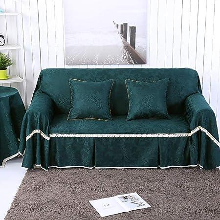 LUNANA Cubre sillón Elegante Protector sofás a Funda sofá algodón ...