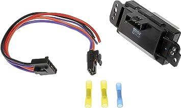Dorman 973-508 Blower Motor Resistor Kit With Harness