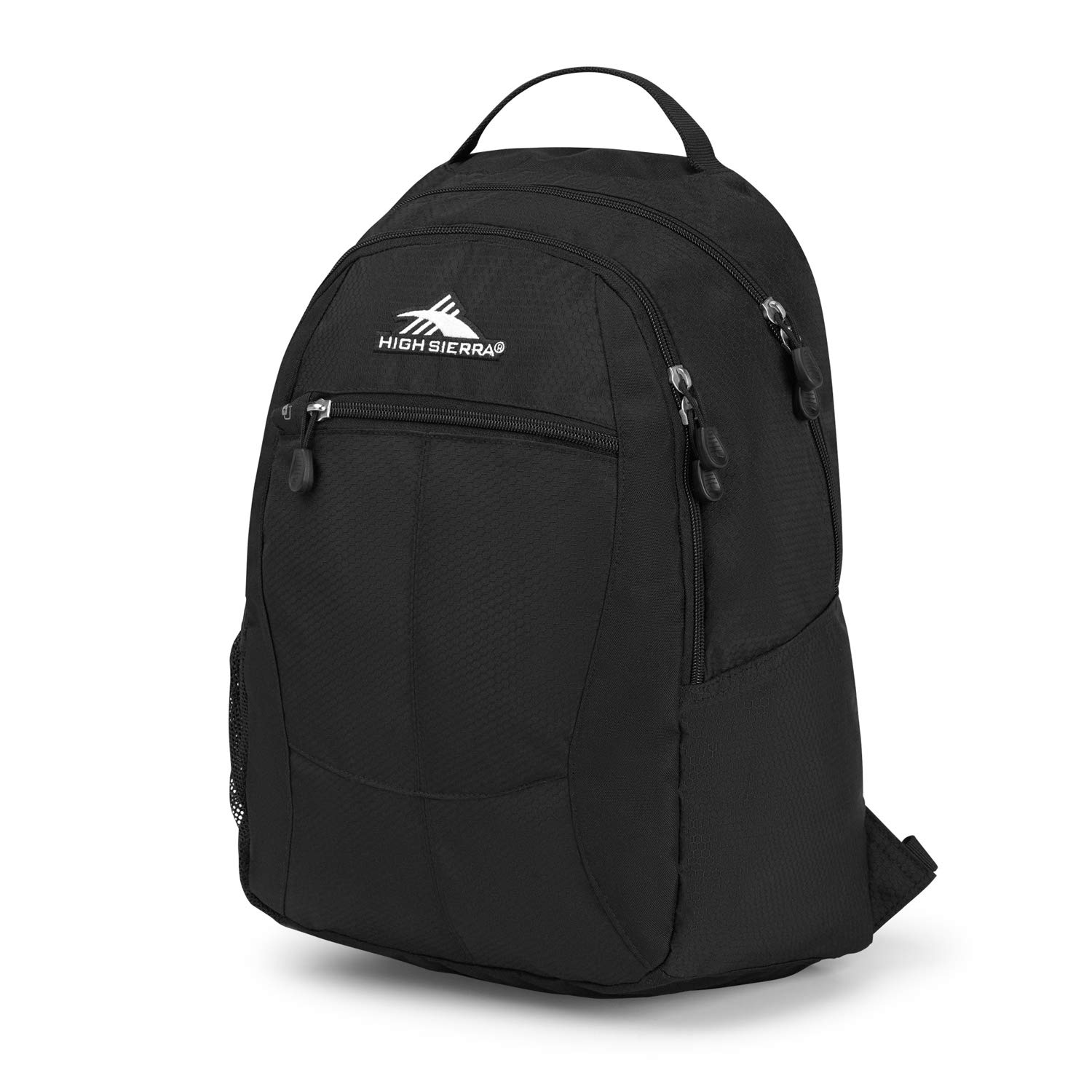 9e95b3f741a High Sierra Unisex Curve Backpack, Lightweight and Stylish Bookbag Backpack  for College Students with Padded Shoulder Straps