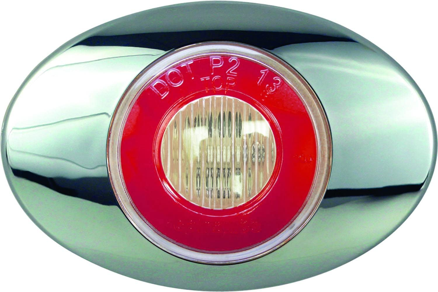 Optronics 11212238P Red LED Clearance Light