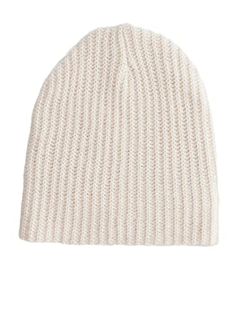 American Apparel Recycled Fisherman Beanie - Milk   One Size  Amazon.co.uk   Clothing 6cf28dfc123