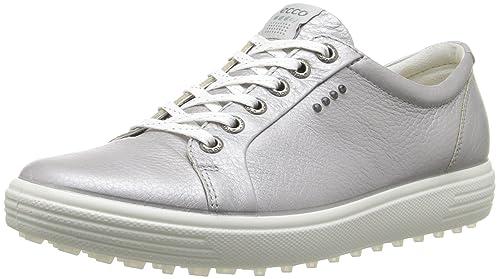 Ecco Womens Casual Hybrid, Zapatillas De Golf para Mujer, Grau (1375WARM Grey), 36 EU