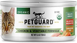product image for PetGuard All Natural Wet Canned Cat Food for Cats and Kittens