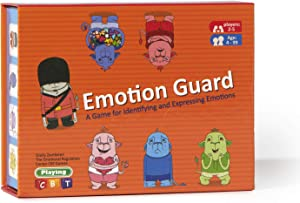 Emotion Guard - a Game for Identifying and Expressing Emotions from Playing CBT Creator