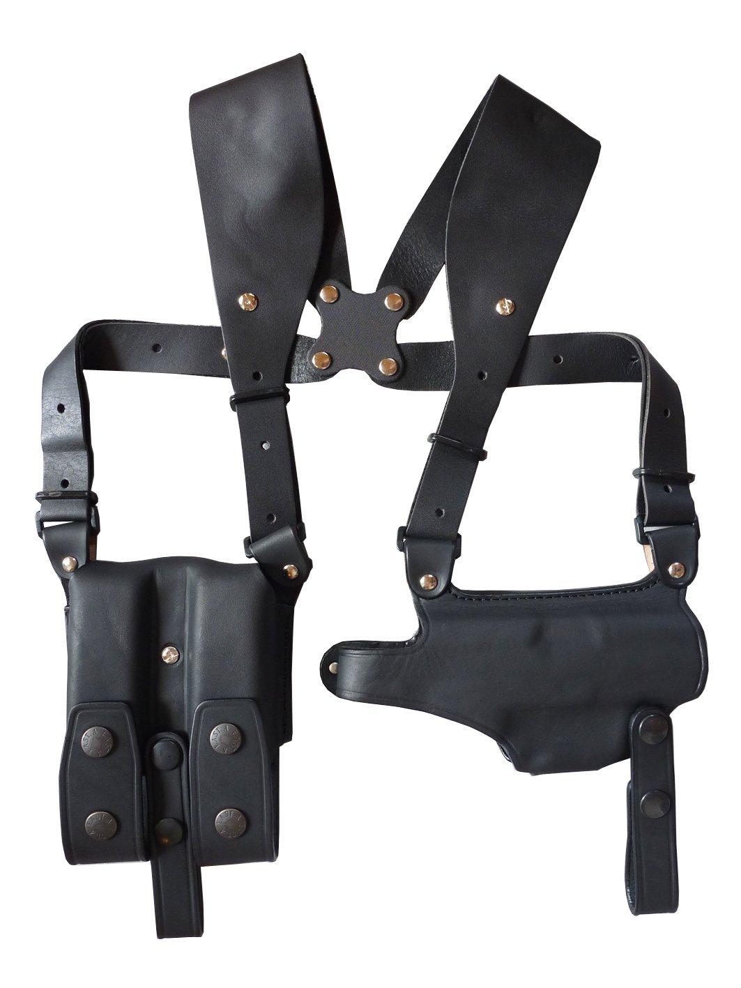USP//P8 gewidmet horizontale Schulterholster Silhouette No.284-BR Japan Import aus Leder Braun gemacht