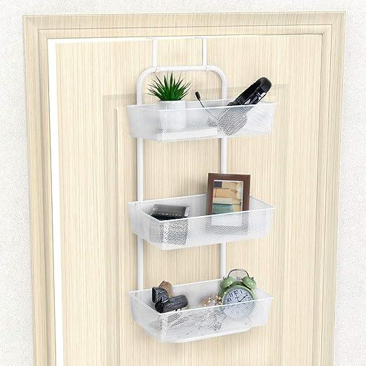 6 Tier Over The Door Organizer-Space Saving Hanging Storage Shelves