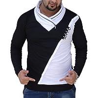 Black Collection Boy's Cotton T-Shirt (Bcsa0016_Full)
