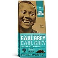 Level Ground, Direct Fair Trade, Earl Grey Tea, 70g