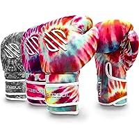 Sanabul Funk Strike Tie Dye - Guantes de Boxeo (Gel)