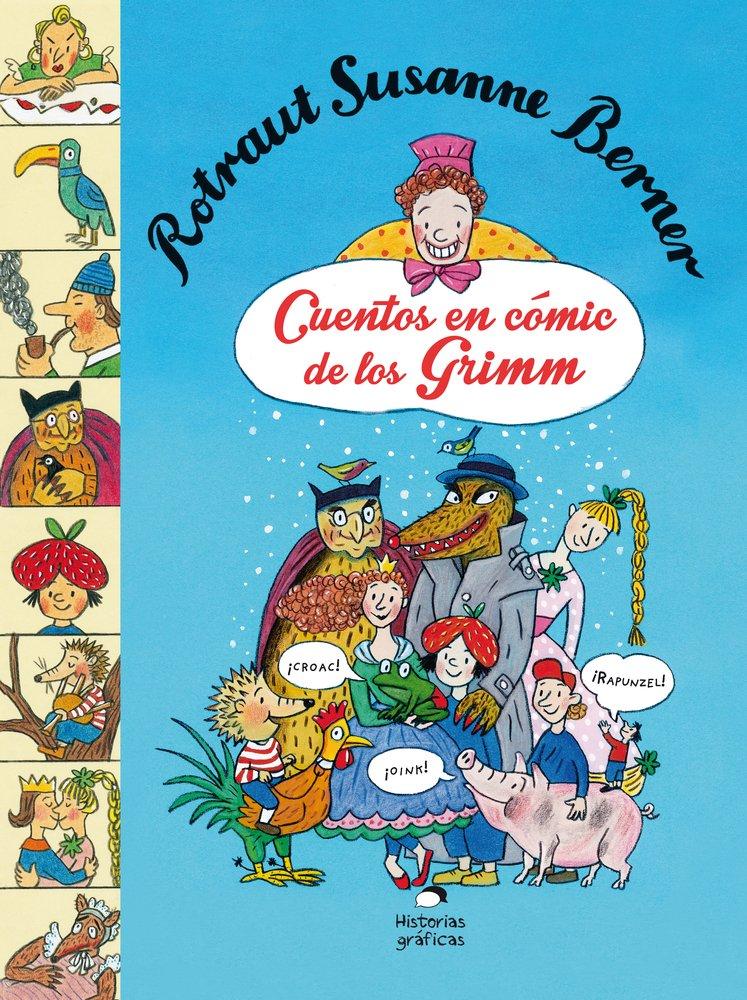 Download Cuentos en cómic de los Grimm (Spanish Edition) pdf