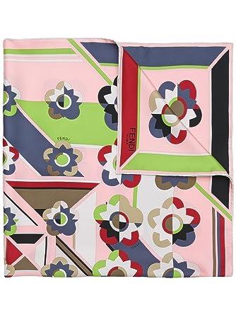 Fendi - Ensemble bonnet, écharpe et gants - Femme - Multicolore - taille  unique 1ec0c3bf78c