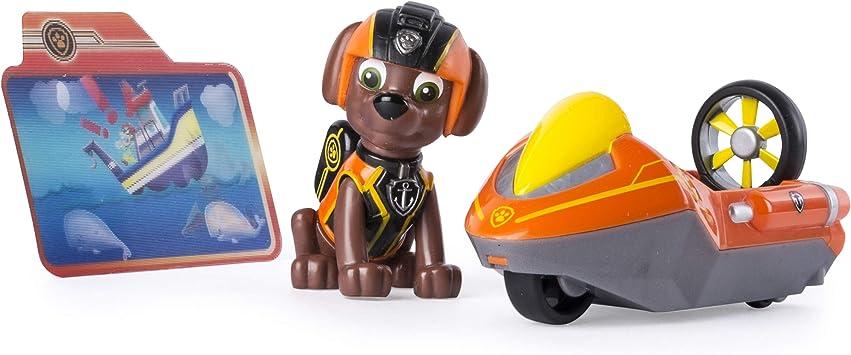 PAW Mini Vehicles Mission Fahrzeug+Hundefigur,sortiert