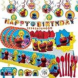 Amazon com: Frilly Elmo Costume: Clothing
