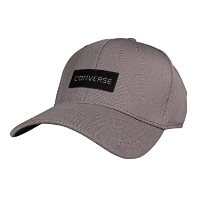660331c8431c0 Converse Unisex Core Flex Cap Charcoal Grey: Amazon.co.uk: Clothing