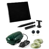 CLGarden STL1 Solar Aireador para Estanque de jardín