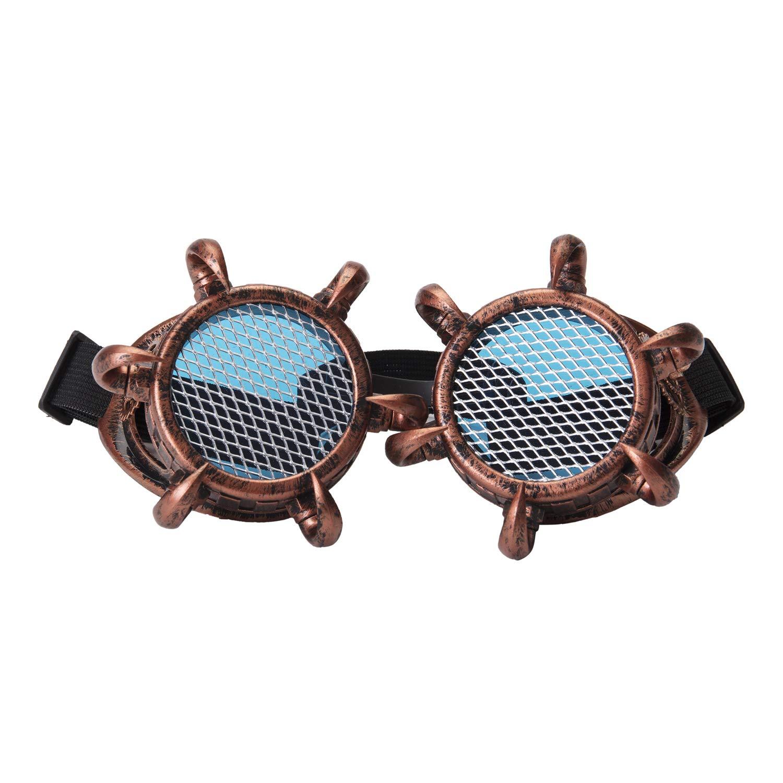 gafas steampunk retro