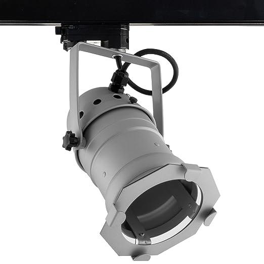 Par30 theatre track 240v 100w silver amazon lighting par30 theatre track 240v 100w silver aloadofball Images