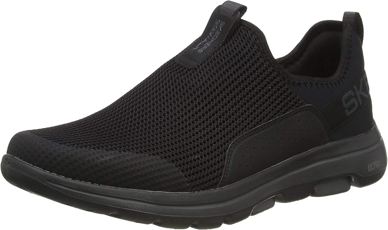 Skechers Go Walk 5, Zapatillas sin Cordones para Hombre
