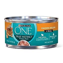 Purina ONE True Instinct In Gravy Wet Cat Food