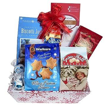 Amazon Com Great Gifts Baskets Winter Wonderland Snowball