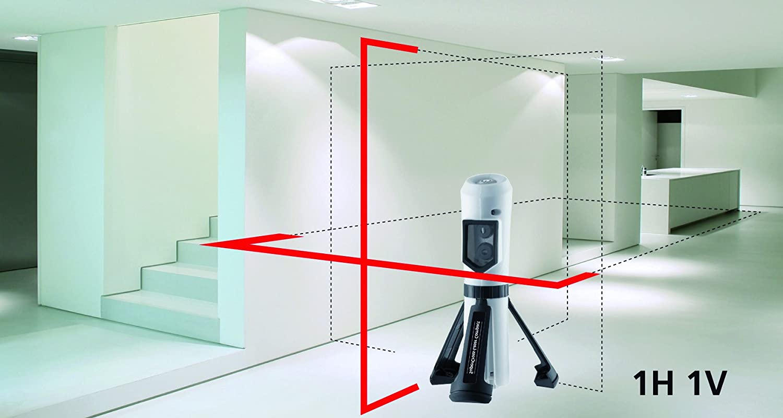 Laserliner 081.124A Super cross laser compact Niveau laser de poche