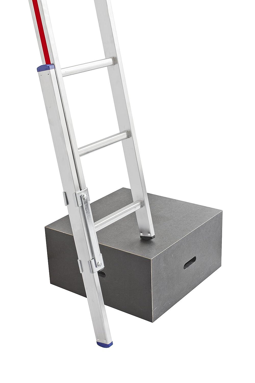 HYMER Fuß verlä ngerung fü r Sprossenleitern Holmgrö ß e 66 mm, 005551