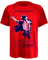Universal Music Shirts Michael Jackson - King of Pop Unisex T-Shirt