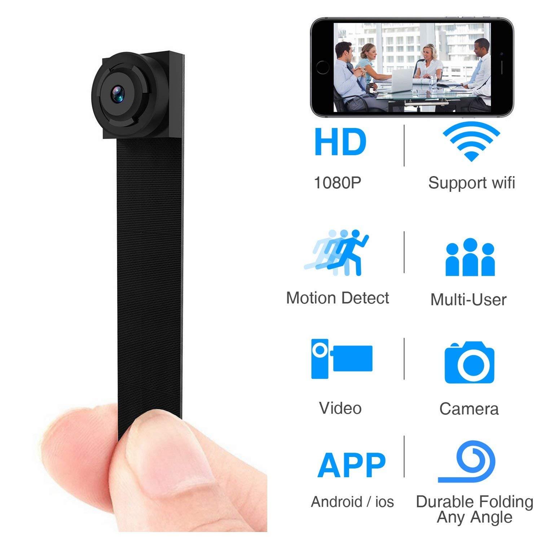 Galleon - Hidden Camera - Spy Camera - HD 1080P - WiFi