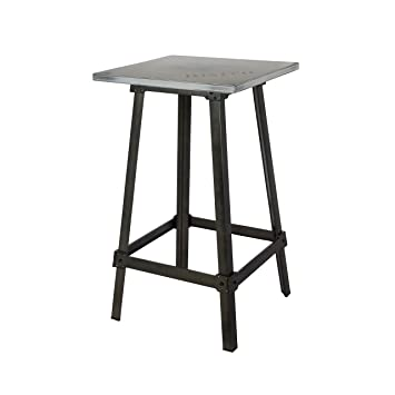 Ordinaire Aurelle Home Owen Bistro Bar Table Antique Black