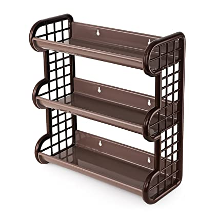 Marvelous Cello Japan Plastic Storage Shelf Brown Interior Design Ideas Lukepblogthenellocom