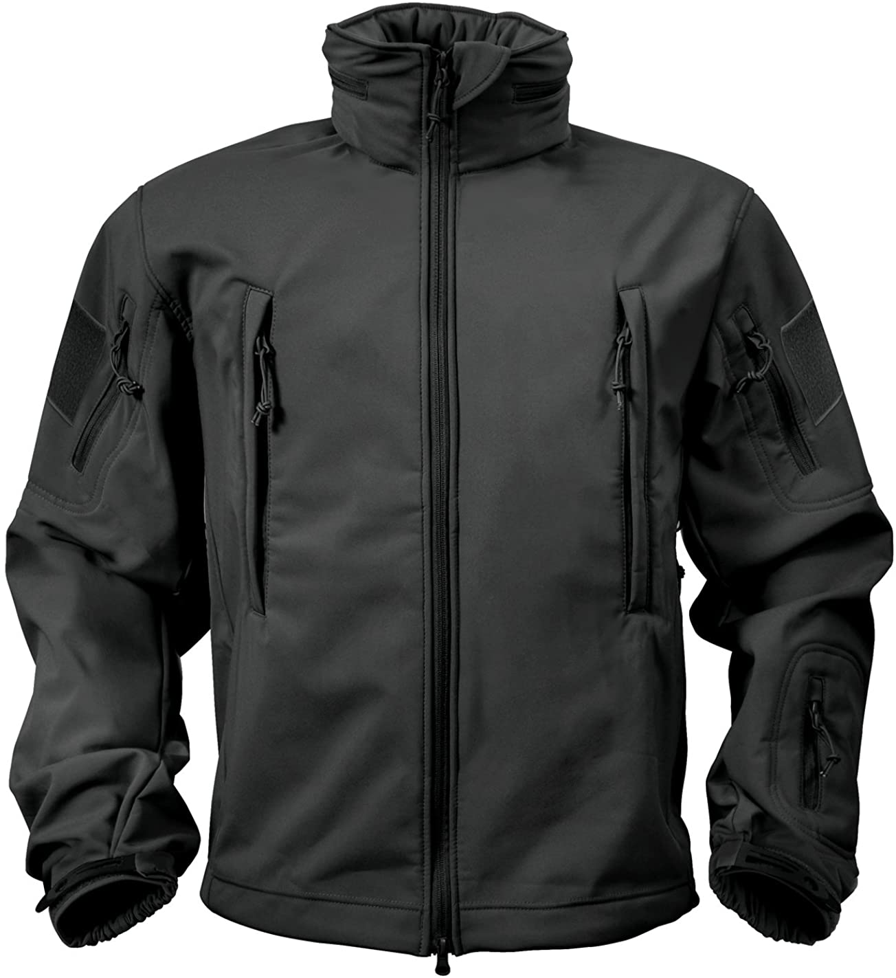Rothco Special Ops Soft Shell Jacket: Clothing