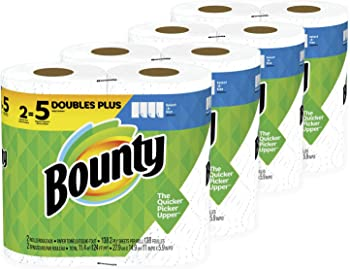 24-Count (3 x 8-Count) Bounty Select-a-Size Huge Paper Towels