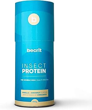 BeCrit   Proteina en Polvo Sin Lactosa, Sin Aceite de Palma ...