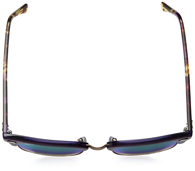 c051c30a1d Amazon.com  Ray-Ban RB3016 Classic Clubmaster Sunglasses  Clothing