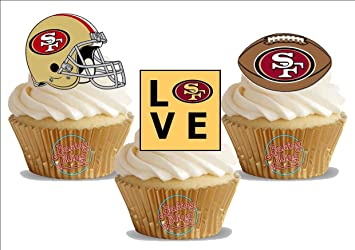 Amazon American Football San Francisco 49ers Trio Mix Fun