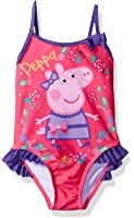 Peppa the Pig Toddler Girls' Swimsuit