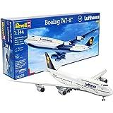 Revell Germany Boeing 747-8 Lufthansa Model Kit