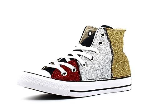 zapatillas lona mujer converse altas