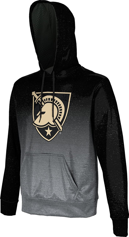 School Spirit Sweatshirt Ombre United States Military Academy Mens Pullover Hoodie