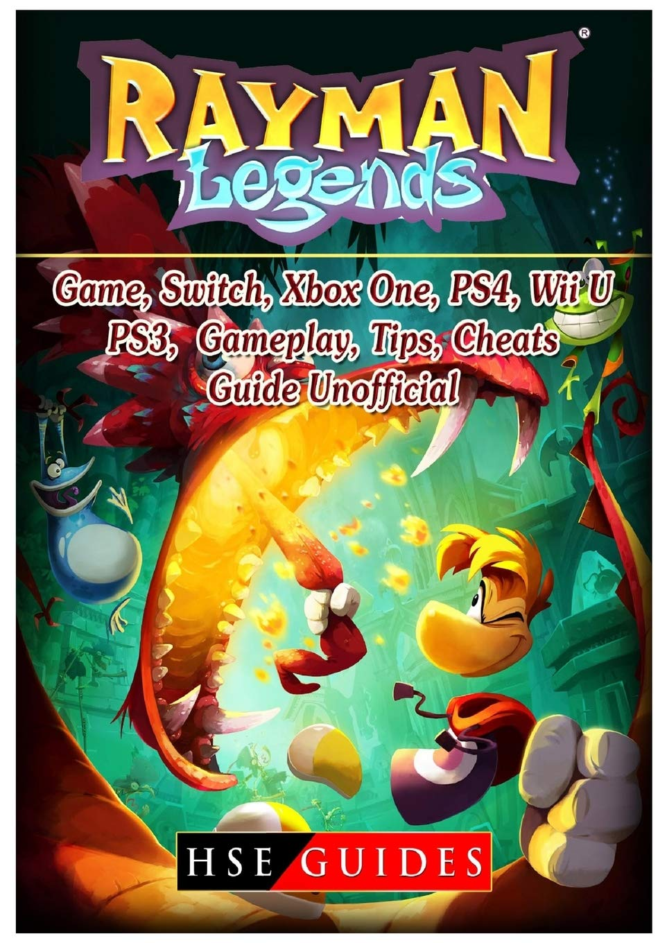 Rayman Legends Game, Switch, Xbox One, PS4, Wii U, PS3, Gameplay ...