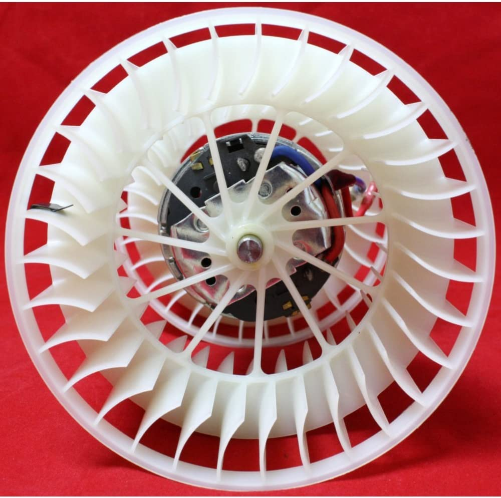 Blower Motor compatible with 300E 86-93 E-CLASS 94-95 w//Dust Filter Type #1248200608 w//blower wheel